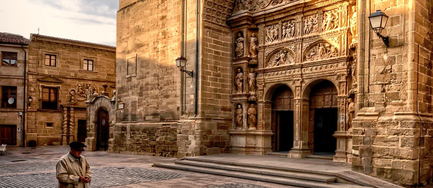 Plus travel spain portugal la rioja for Alojamiento en la rioja espana